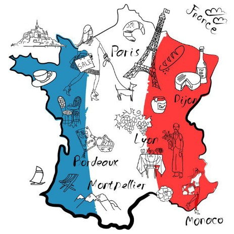 em in frankreich